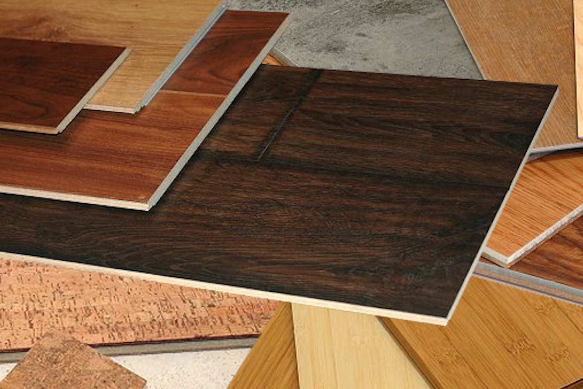 Engineered Flooring Material