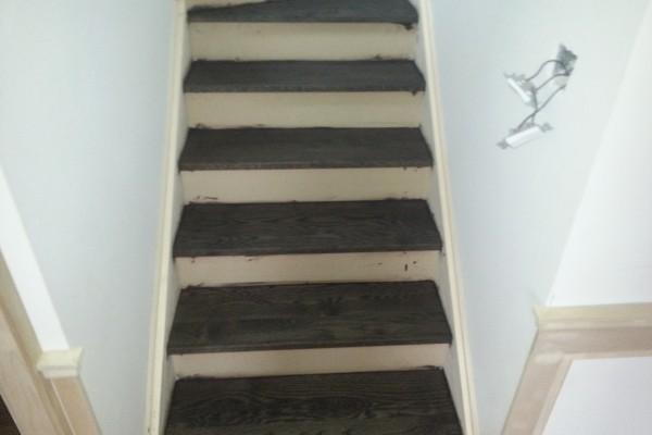 Floor Stairs Wood