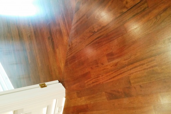 custom installatin, angle, 45degree, north york