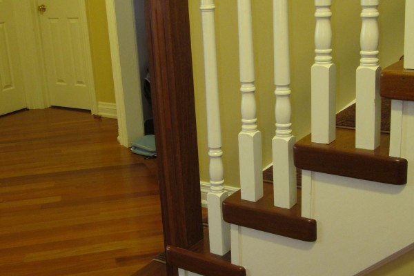 Capsystem staircase