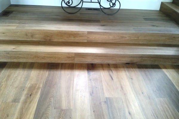 engieer, custom steps, cottage