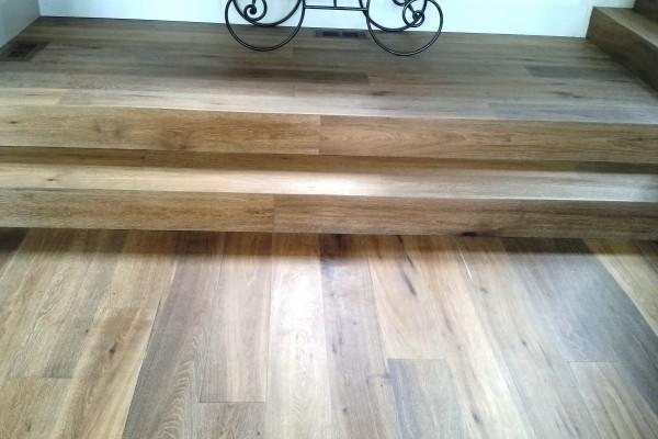 engieer, custom steps, cottage