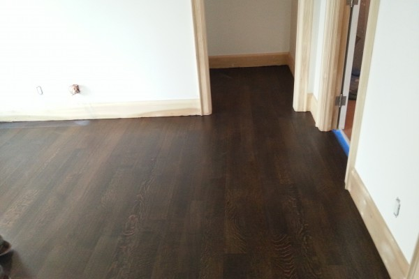 Hardwood Floors Restaining GTA
