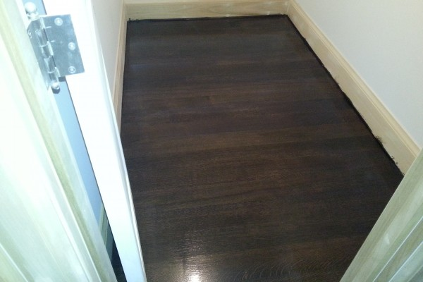 Hardwood Restaining Toronto
