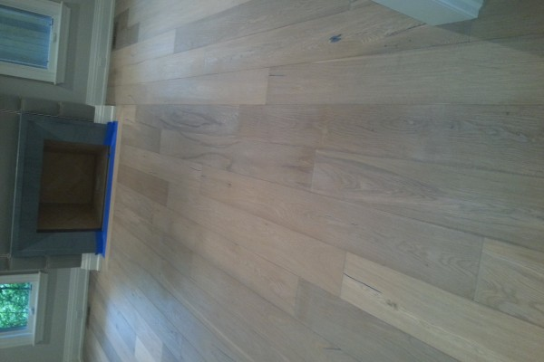 Kentwood hardwood flooring installation