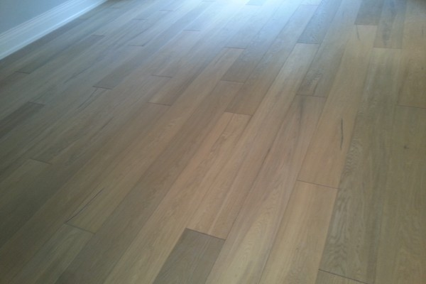 Kentwood hardwood installation