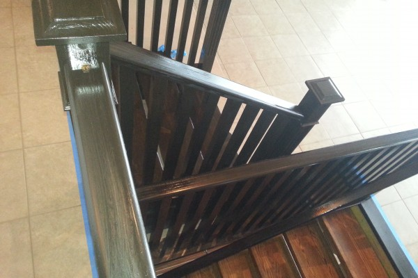 Refinishing of Stairs GTA