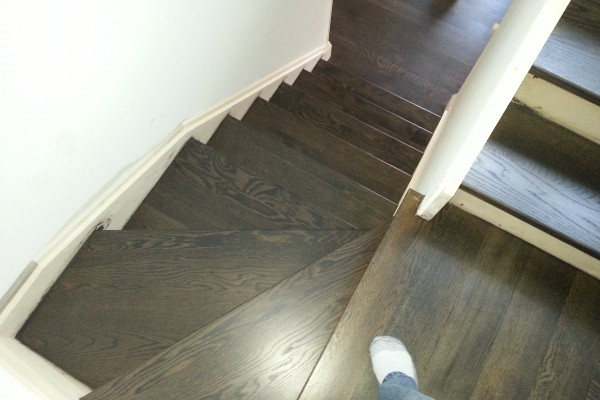 Staircase Hardwood GTA