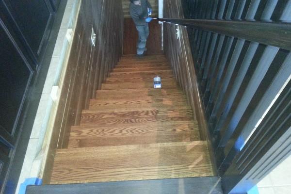 Staircase Rejuvination GTA