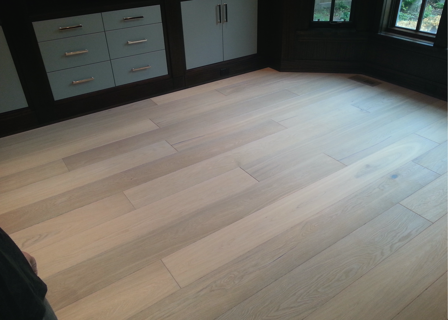 7 Inch White Oak Hardwood Floor La Floor